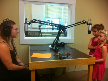 Shuswap residents, a teacher and her students, share their stories with Voice of the Shuswap.